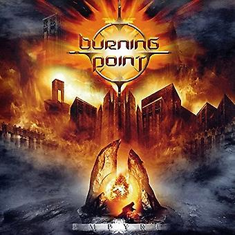 Burning Point - Empyre [CD] USA import