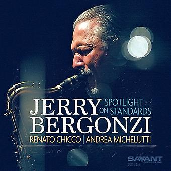 Jerry Bergonzi - fokus på standarder [CD] USA import