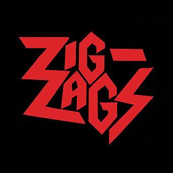 Zig Zags - kører ud af røde [CD] USA import