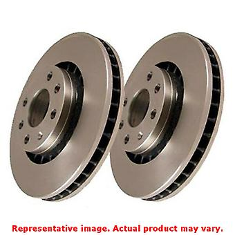EBC Brake Rotors - Premium OE Style RK7241 Fits:CHRYSLER | |2005 - 2015 300 C V