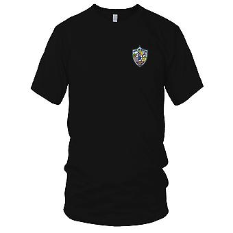 US Coast Guard USCG - Air Station Annette Island Alaska Embroidered Patch - Ladies T Shirt
