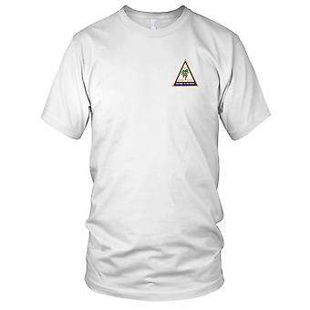 US Navy Naval Air Station Agana Guam haftowane Patch - dzieci T Shirt