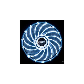 Akasa Vegas LED 1200 chassis fan 120x120x25mm, RPM, 3-pin, white