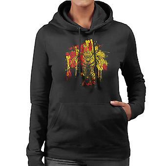Death God Ryuk Death Note Women's Hooded Sweatshirt