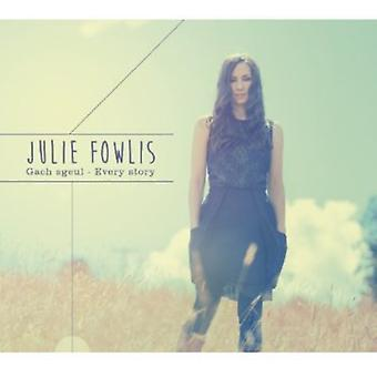 Julie Fowlis - Gach Sgeul/Every historie [CD] USA import