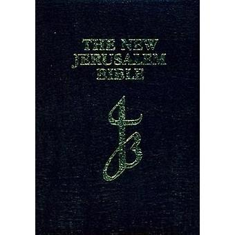 NJB Pocket Edition Black Leather Bible by Henry Wansbrough