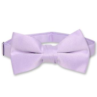 Vesuvio Napoli BOY'S BOWTIE Solid Youth Bow Tie