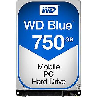 2.5 (6.35 cm) internal hard drive 750 GB Western Digital Blue™ Mobile