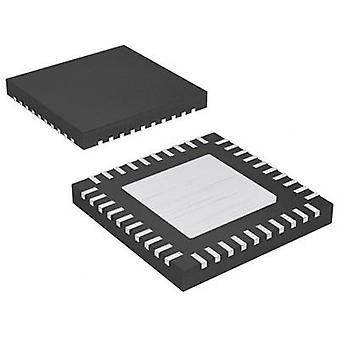 Embedded microcontroller DS4830AT+ TQFN 40 EP (5x5) Maxim Integrated 16-Bit 10 MHz I/O number 31