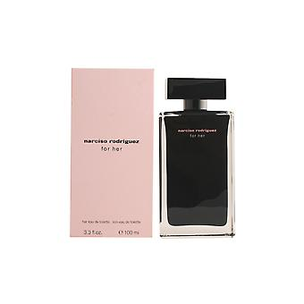 Narciso Rodriguez For Her Eau De Toilette Vapo 100ml Perfume sealed Boxed Scent