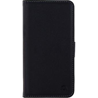 Mobilize MOB-23933 Smartphone Classic Gelly Wallet Book Case Wiko View Zwart