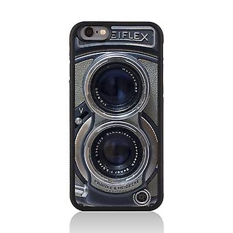 Call Candy Apple iPhone 7 Vintage Retro Old Skool Rolleiflex Camera 2D Printed Case