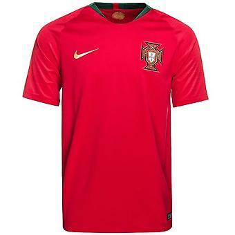 2018-2019 Portugal Home Nike Football Shirt
