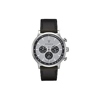 Renard watches Unisex Watch Grande collection chronograph RC402SS13VBK