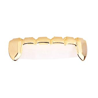 Grillz - gold - one size fits all - OPEN BOTTOM