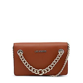 Love Moschino Women Clutch bags Brown