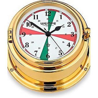 Wempe chronometer Stahlwerke Bremen II ship clock CW310014