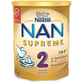 Nestlé Nan Optipro Supreme 2 From 6 Months on 800 gr 980 gr