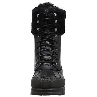 Ralph Lauren Womens QUINTA Round Toe Mid-Calf Cold Weather Boots