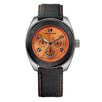 Hugo Boss Orange mens watch wristwatch 1512553