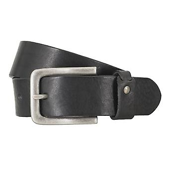 WRANGLER belt leather belts men's belts black 4787