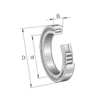 INA SL183013-XL Cylindrical Roller Bearing