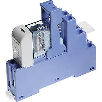 Relay component 1 pc(s) Finder 48.61.7.012.4050 Nominal voltage: 12 Vdc Switching current (max.): 16 A 1 change-over