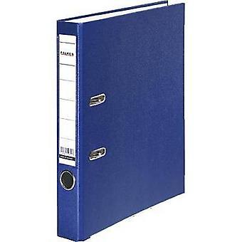 Falken mapp FALKEN PP-färg A4 ryggraden bredd: 50 mm blå 2 fästen 9984154