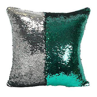 Something Different Reversible Sequin Mermaid Cushion