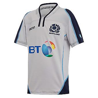 Koszulka Rugby alternatywny replik 2018-2019 Szkocji (dla dzieci)