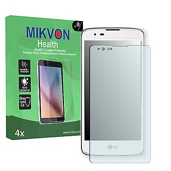 LG X max Screen Protector - Mikvon Health (Retail Package with accessories)