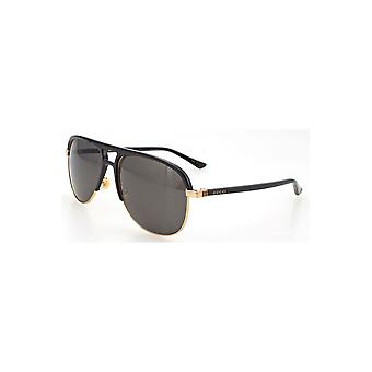 Gucci Grey Aviator Sunglasses Gg0292S-002 60