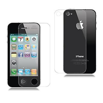 Stuff Certified ® Screen Protector iPhone 4 Strong Foil Film PET Film