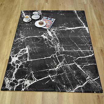 Marmor tæpper 37201 792 i mørk grå