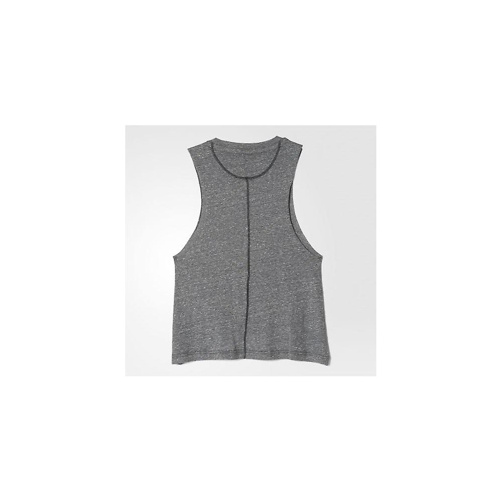 Adidas Logo Sleeveless AY0178   women t-shirt