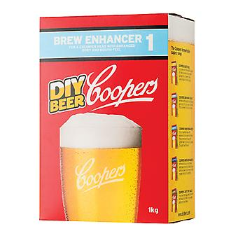 Coopers Bier Kit Enhancer Nummer 1