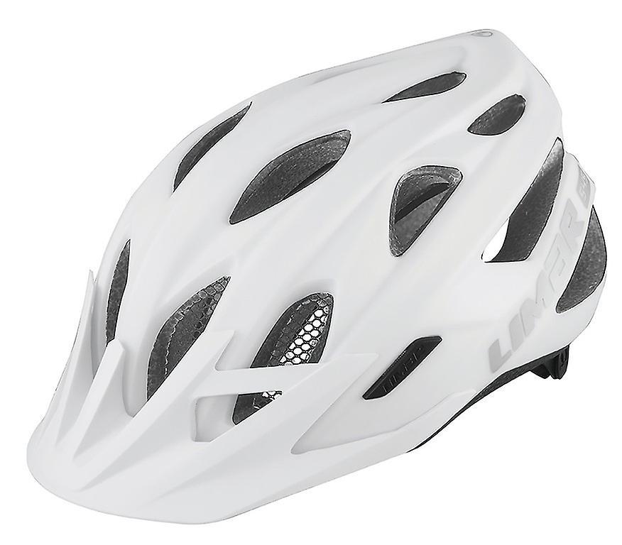 Casque de vélo Limar 545     mat blanc