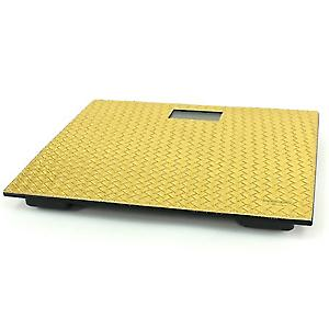 Gedy Marrakech Bathroom Scales Gold 6790 87
