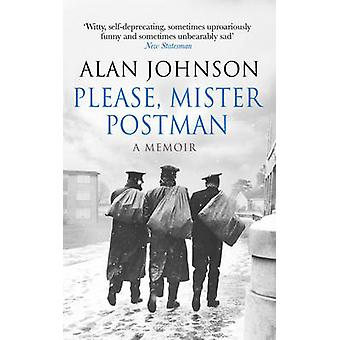 Por favor - senhor carteiro por Alan Johnson - 9780552170659 livro