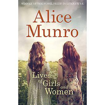 حياة الفتيات والنساء من أليس مونرو-كتاب 9781784700881