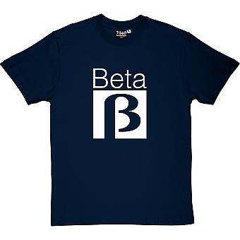 Betamax Men's T-Shirt