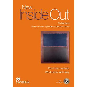 Nouveau Inside Out pre-intermediate - classeur + Pack clé par Sue Kay - Vau