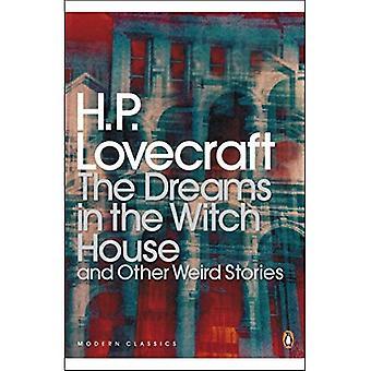 Marzenia w domu czarownicy i inne dziwne historie (Pingwin nowoczesny klasyk)