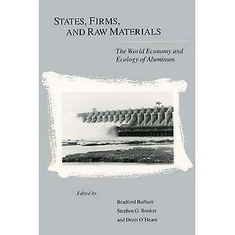 States, Firms and Raw Materials: World Economy and Ecology of Aluminium