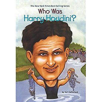 Qui était Harry Houdini? (Qui a été...?)