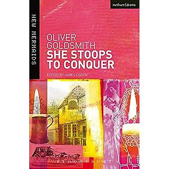 She Stoops to Conquer  (New Mermaids) (New Mermaids)