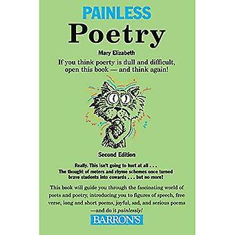 Pijnloos poëzie