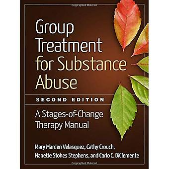 Group Treatment for Substance Abuse, 2e: A Stages-of-Change Therapy Manual