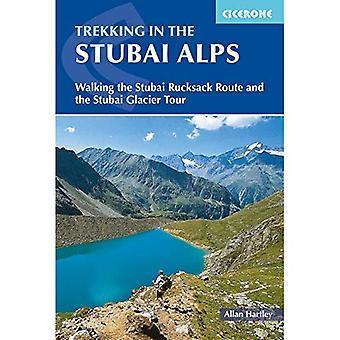 Trekking dans les Alpes de Stubai