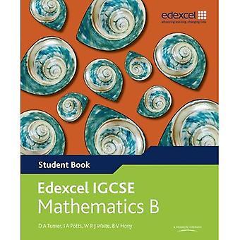 Edexcel IGCSE Mathematics B Student Book